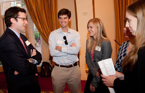 Fall Clerkship Reception