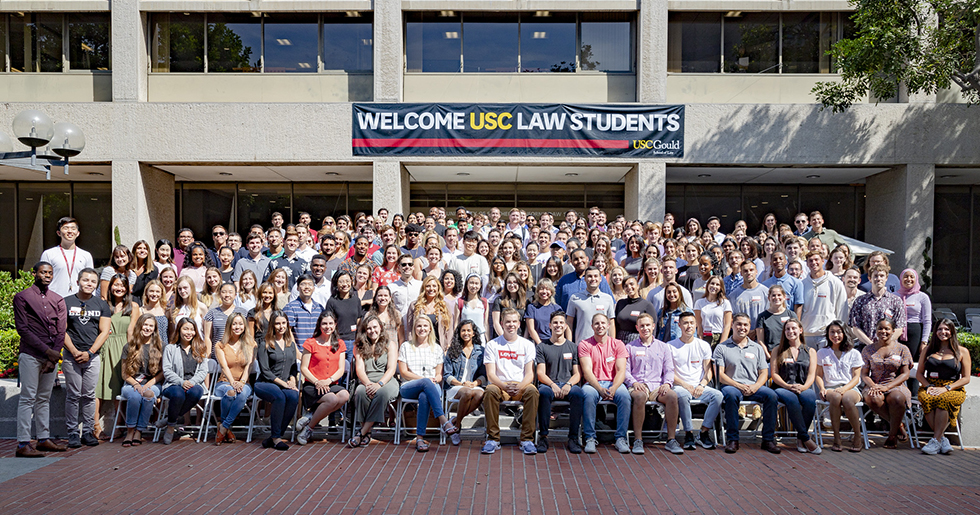 Usc Calendar 2022.Usc Gould Welcomes Distinguished Distinctive Diverse And Record Setting Class Of 2022 Usc Gould School Of Law