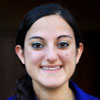 Melody Shekari '14 Leads Grad Student Government