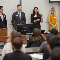 Law Students Get to Know Future Employers