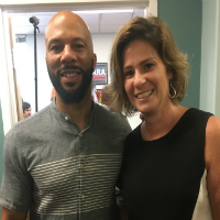 Rapper Common and PCJP Lobby for Criminal Justice Reform