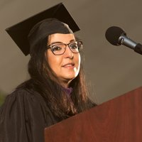 Standout Ceremony for LLM Commencement
