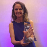 Prof. Lisa Klerman Honored by the SCMA