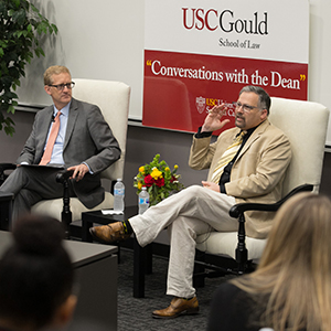 USC Gould Receives $3 Million Gift to Endow C. David Molina First Generation Professionals Program