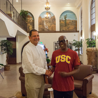 Prof. George Lefcoe Retires from USC Gould