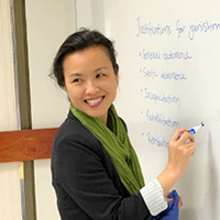 Ryo serves as editor for Law & Society Review's Symposium on Immigration Detention